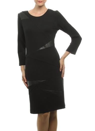 Bessini Elbise Siyah